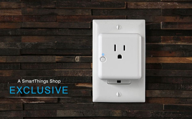 Samsung SmartThings Dimming Outlet